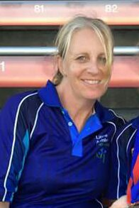 Tracey Phillis Helensvale Little Athletics