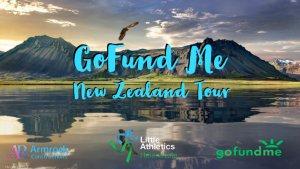 Go Fund Me Helensvale Little Athletics New Zealand Tour