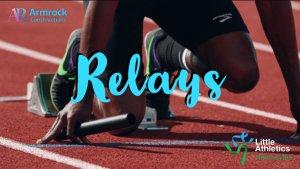 Helensvale little athletics relays