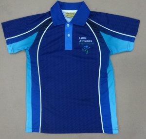 Helensvale Little Athletics uniform Gold Coast