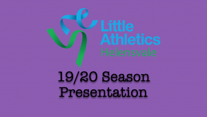 helensvale little athletics presentation