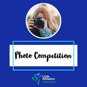 helensvale little athletics photo competition winner