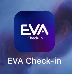 EVA Covid check in